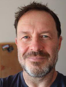 Jonny Gutteridge portrait image